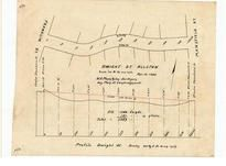 Dwight St. and Mansfield St. 1892, Allston 1890c Survey Plans